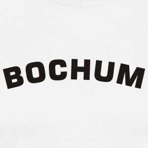 White Bochum Men - Men's Premium T-Shirt