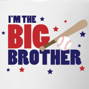 I'm the Big Brother Baseball - Coffee/Tea Mug