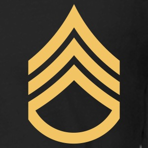 Black Staff Sergeant Men - Men's Premium Long Sleeve T-Shirt