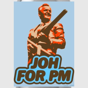 Joh For PM! - Water Bottle