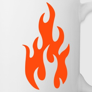 flames 1 - Coffee/Tea Mug