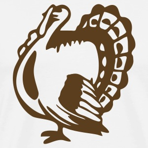 Thanksgiving Turkey - Men's Premium T-Shirt