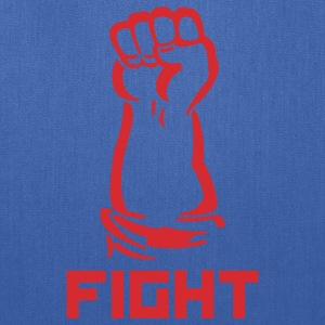 fighting fist - Tote Bag