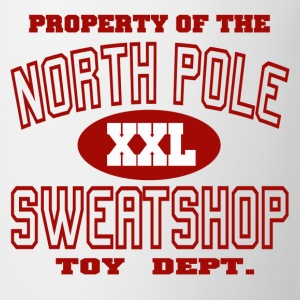 North Pole Sweatshop - Coffee/Tea Mug