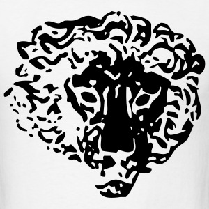 White Lion rawwrrr Men - Men's T-Shirt