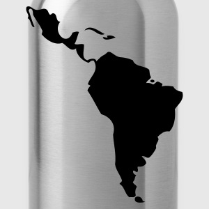 Bright green Latin America - South America Men - Water Bottle