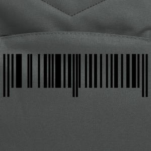 Slate Bar Code Men - Computer Backpack