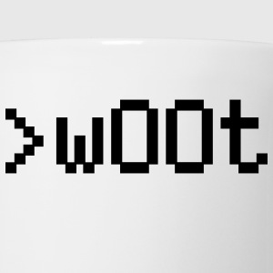 White w00t Men - Coffee/Tea Mug