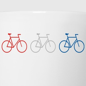 White Dutch Bikes Women - Coffee/Tea Mug