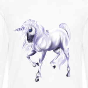 Unicorn Stallion - Men's Premium Long Sleeve T-Shirt