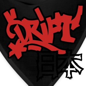 Drift Graffiti Art Hoodies - Bandana