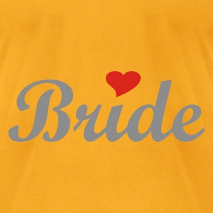 Creme Bride Accessories - Men's T-Shirt by American Apparel