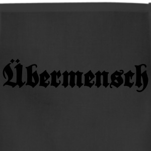 overman - Übermensch Men - Adjustable Apron