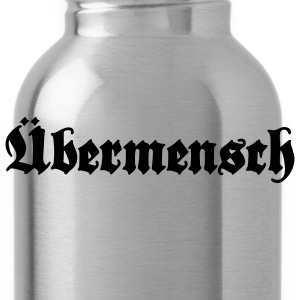 overman - Übermensch Men - Water Bottle