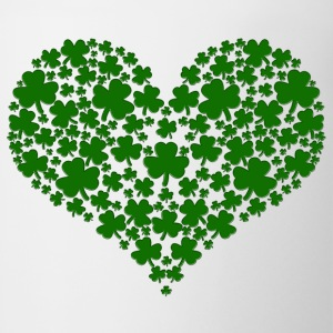 Shamrock Heart - Coffee/Tea Mug