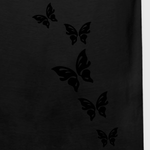 Black butterfly Women - Men's Premium Tank
