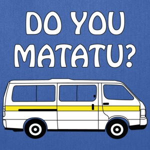 Do You Matatu - Tote Bag