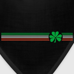 Irish Shamrock Flag - Bandana