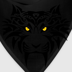 tribal tiger - Bandana