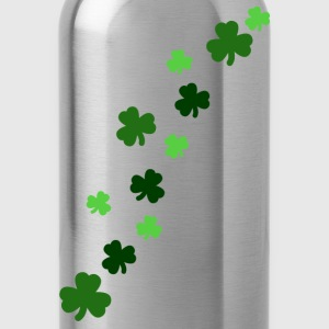 Shamrock Design - Water Bottle