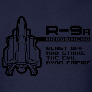 Navy R-9a Men - Men's T-Shirt