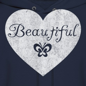 Beautiful - You Are - Men's Hoodie