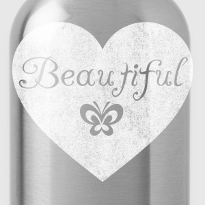Beautiful - You Are - Water Bottle