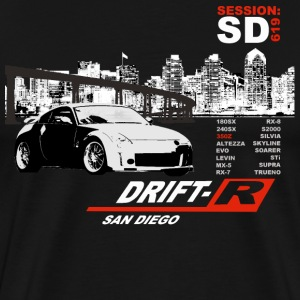 Drift-R San Diego - Men's Premium T-Shirt