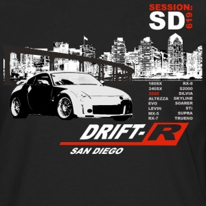 Drift-R San Diego - Men's Premium Long Sleeve T-Shirt