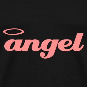 Black Angel Sweatshirt - Men's Premium T-Shirt