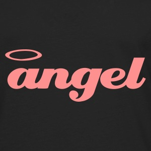 Black Angel Sweatshirt - Men's Premium Long Sleeve T-Shirt
