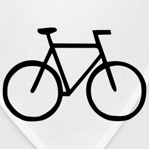 White Bike - Cycling – Sports Men - Bandana