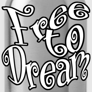 Free to Dream - Water Bottle