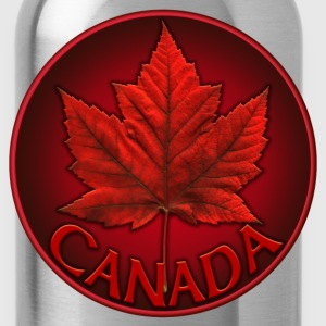 Canada Souvenir Kids T-shirt Canadian Maple Leaf T-shirt - Water Bottle