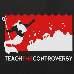 Atlantis (Teach the Controversy) Hoodies - Eco-Friendly Cotton Tote