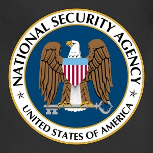 National Security Agency Logo - Adjustable Apron
