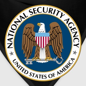 National Security Agency Logo - Bandana