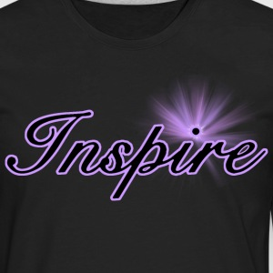 Black Inspire Women - Men's Premium Long Sleeve T-Shirt