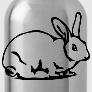 Lavender Rabbit Women - Water Bottle