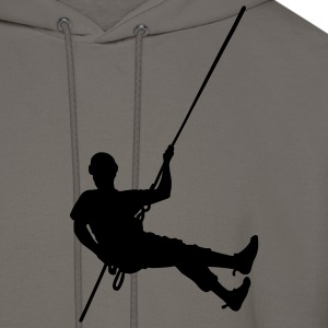 (on) rappel - Men's Hoodie