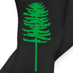 Khaki tall skinny green tree Men - Leggings