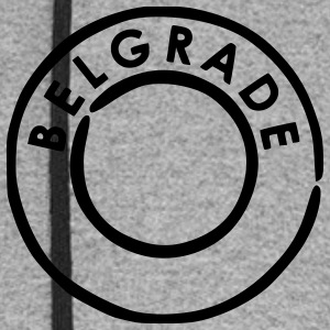 Slate Belgrade - Beograd T-Shirts (Short sleeve) - Colorblock Hoodie