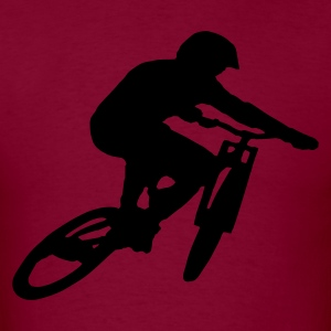 Mountainbike - Men's T-Shirt