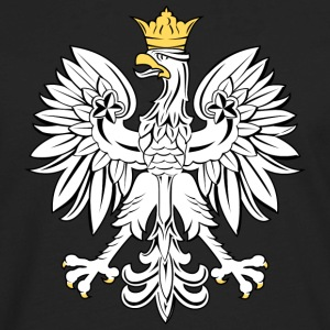 Polish Eagle - Womens - Men's Premium Long Sleeve T-Shirt