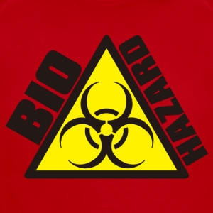BIOHAZARD - Short Sleeve Baby Bodysuit