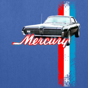 Navy auto_mercury_cougar_2 T-Shirts (Short sleeve) - Tote Bag