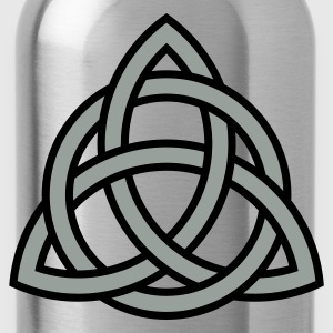 celtic trinity knot - Water Bottle