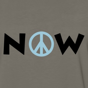 Peace Now - Men's Premium Long Sleeve T-Shirt