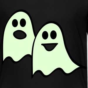 Pair of Ghosts - Toddler Premium T-Shirt