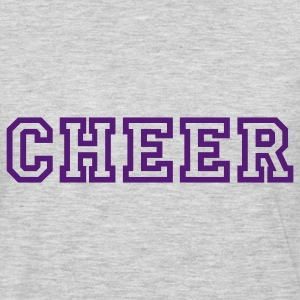 Varsity Cheer - Men's Premium Long Sleeve T-Shirt